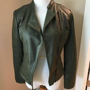Jack by BB Dakota military green jacket
